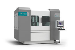 Flow NanoJet waterjet